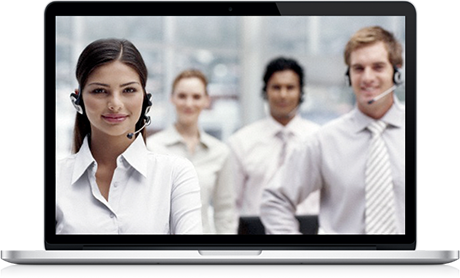 Unyco Web Contact Center software